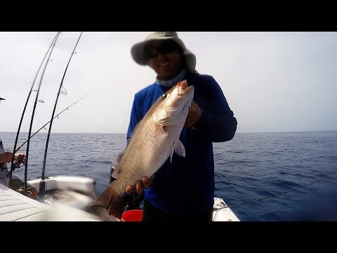 Reef Fishing And Diving With Fred And Ben