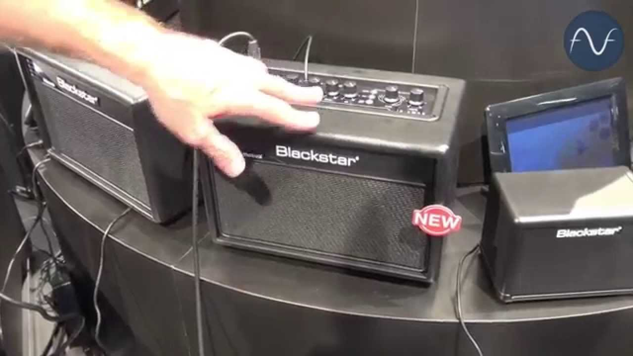 Namm Blackstar Id Core Beam Youtube
