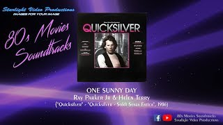 """One Sunny Day - Ray Parker Jr & Helen Terry (""""Quicksilver"""", 1986)"""