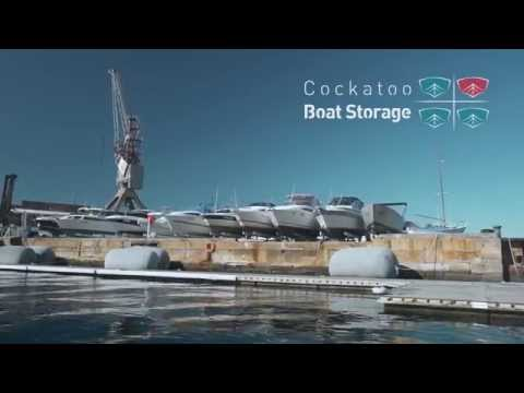 Cockatoo Boat Storage - Boating made easy