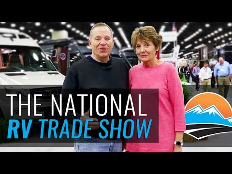 New RV Models and Products for 2018 | National RV Trade Show
