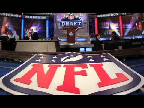 Inside the NFL Draft factory