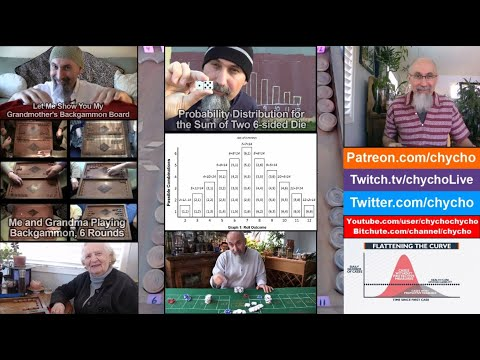 How To Play Backgammon Live Stream Tutorial, Instructions & 2 Games, Rules [ASMR, Dice, Soft-Spoken]