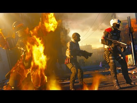 Homefront the Revolution 23 Minutes of Open World Campaign G