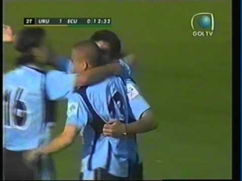 2004 (September 5) Uruguay 1-Ecuador 0 (World Cup Qualifier).mpg
