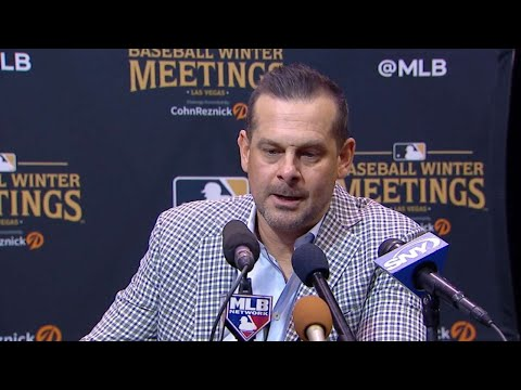 Aaron Boone on offseason acquisitions, Sanchez