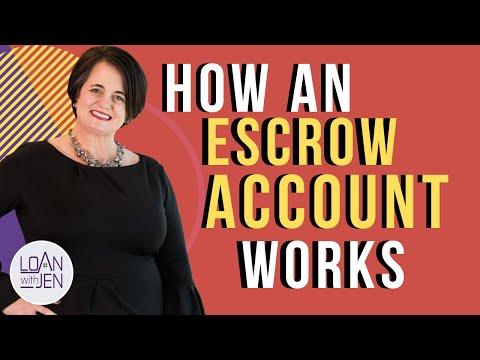How An Escrow Account Works