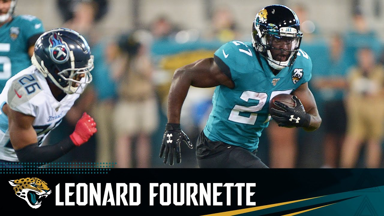 Leonard Fournette Mic D Up Vs Jets Week 8 Jacksonville Jaguars Youtube