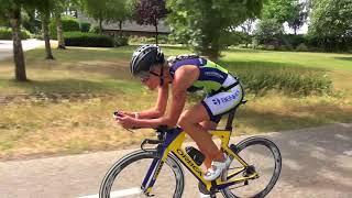 Triatlon sukerbietenfeest Lemelerveld 2018