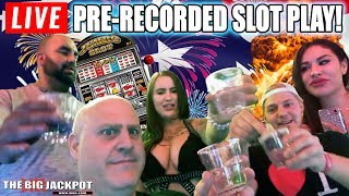 💥Unseen LIVE SLOT PLAY 💥4th of July   The Big Jackpot