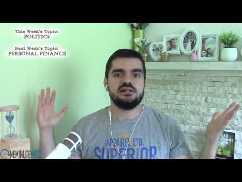 Brexit Effects, Trump Tax Cuts, Universal Basic Income & More: One Minute Answers from OME