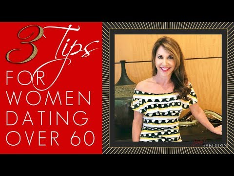 Dating Over 60 - 3 Tips To Give You Confidence| Engaged At Any Age| Jaki Sabourin