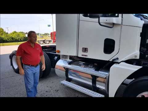 2008 Freightliner Day Cab  Walk-Around