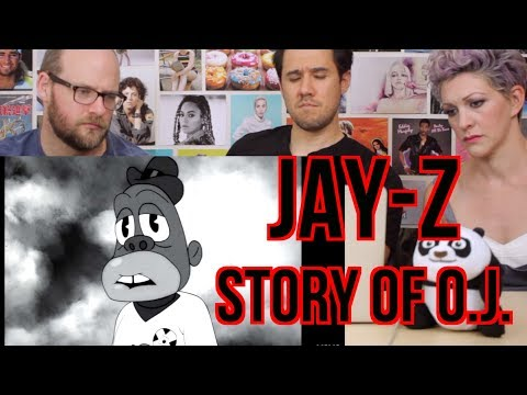 JAY-Z The Story of O.J. - MV REACTION! 4:44