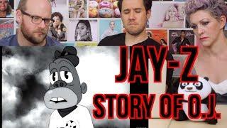 JAY-Z The Story of O.J. - MV REACTION! 4:44