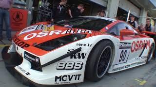 VLN 2007 - Raeder Motorsport - Lamborghini Gallardo - Intro Saison