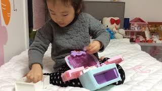 (나라)리본만들기 장난감 가지고놀기