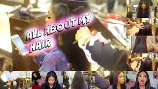 ALL ABOUT MY HAIR!!! Thumbnail
