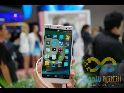 نظرة على الهاتف المحمول ZTE Grand Memo II يدعم شبكات LTE