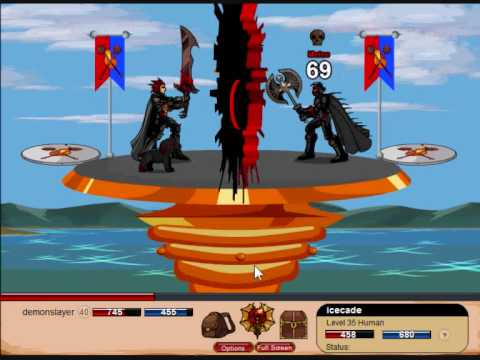 dragonfable doom knight weapon nsod special