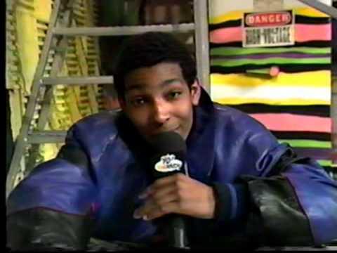 Chi Ali Yo MTV Raps Promo