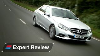 Mercedes E Class car review