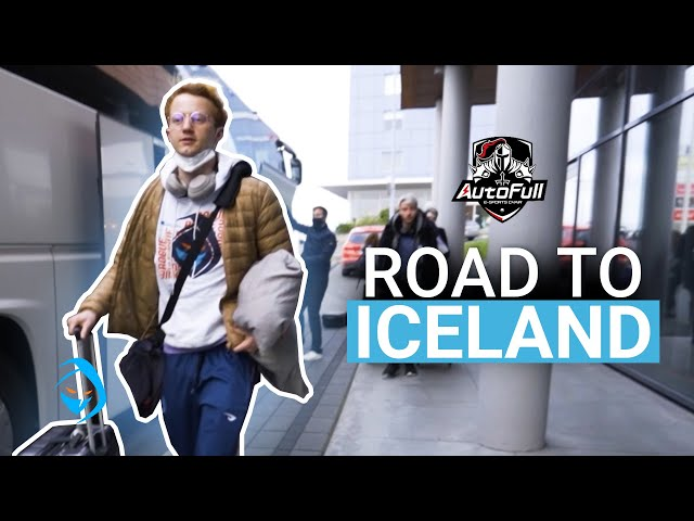 The Road to Iceland | Worlds Series Episode 1, Presented by AutoFull