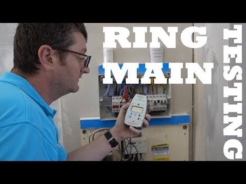 SOCKET RING MAIN/ FINAL TESTING