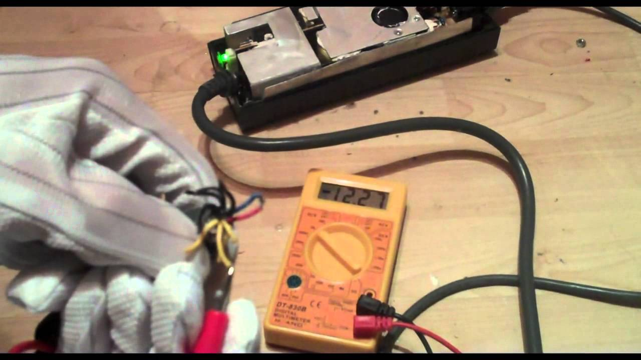 how to hotwire xbox 360 power supply all version s  [ 1280 x 720 Pixel ]