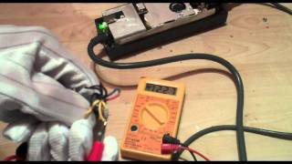 How to Hotwire xbox 360 power supply (All Version