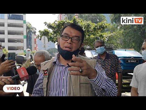 Video Ajak Turun Ke Jalan: Pemimpin Otai Reformis Beri Keterangan