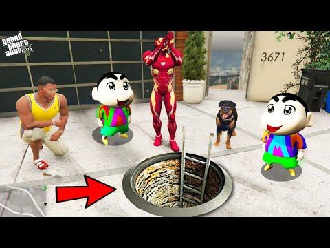 GTA 5 : I Found A SECRET ROOM Under Franklin House.. (GTA 5 Mods)