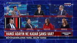 Türkiye'nin Nabzı - 7 Ocak 2019 (Büyükşehirlerde hangi adayın şansı daha yüksek?)