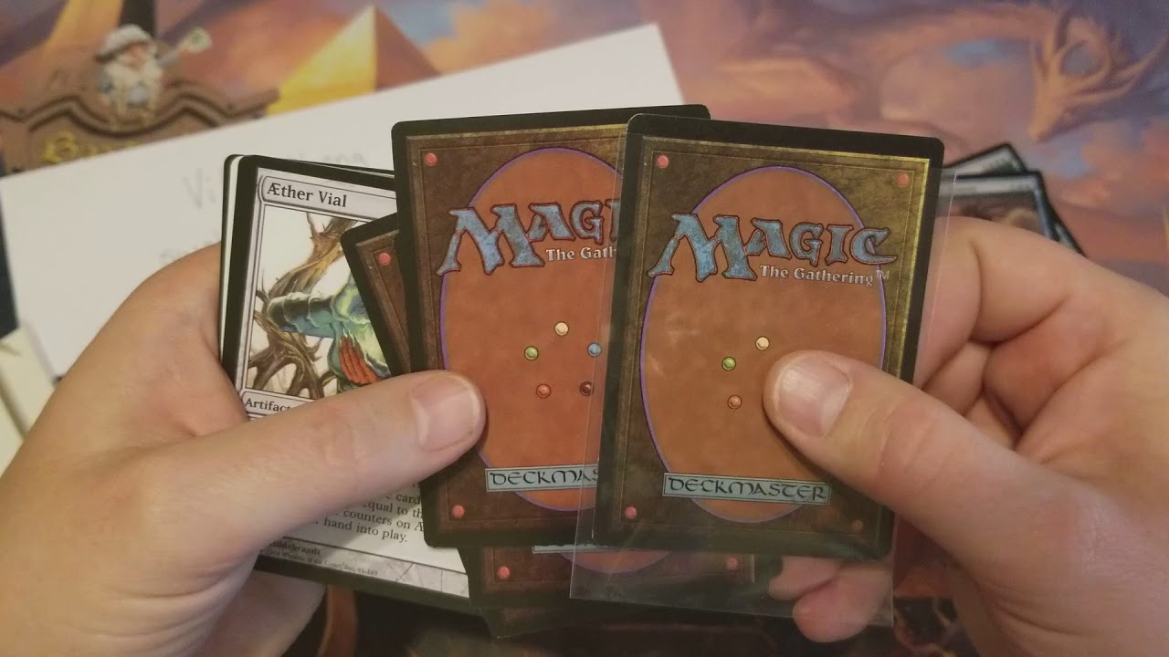 Mtg Cheap Power 9 Money Cards For Your Cube Youtube