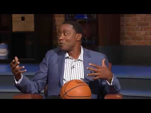 Open Court Exclusive: Isiah Thomas Talks Learning How to Win a Championship