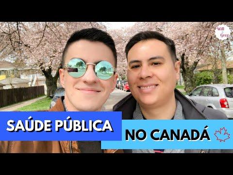 COMO É A SAÚDE PÚBLICA NO CANADÁ?