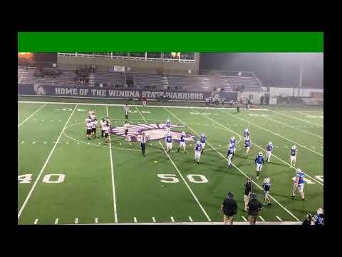 Cotter Schools Football at WSU field