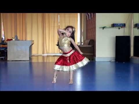Bollywood Dance Performance  cute Girl Yaadvi   Aa Re Pritam Pyare   Rowdy Rat