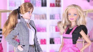 Makeover - A Barbie parody in stop motion *FOR MATURE AUDIENCES*