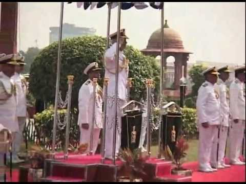 Chief of the Naval Staff Handing/Taking over ceremony