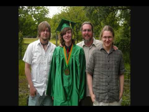Nathaniel James Atticus Maher graduates May 16, 2009 from Alma High School