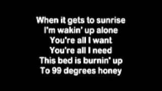 I Need a Woman - McFly (Lyrics)