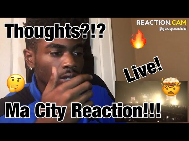BTS HYYH ???? on stage Ma City REACTION!!!