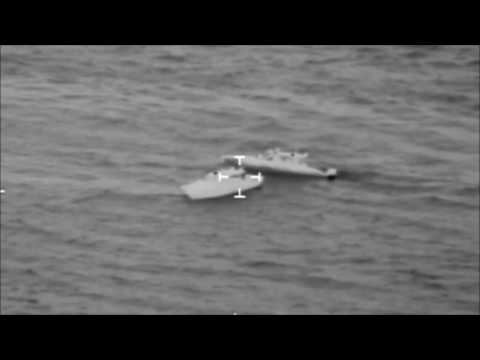 CBP AMO Lights Out High Speed Boat Chase