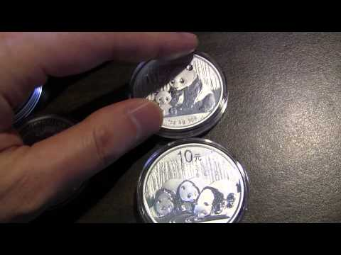 Goverment Minted Silver Coins and some interesting silver rounds