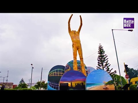 Nigeria's Headless Statue of Fela Kuti
