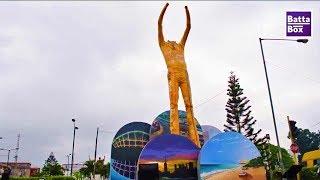Nigeria's Headless Statue of Fela Kuti