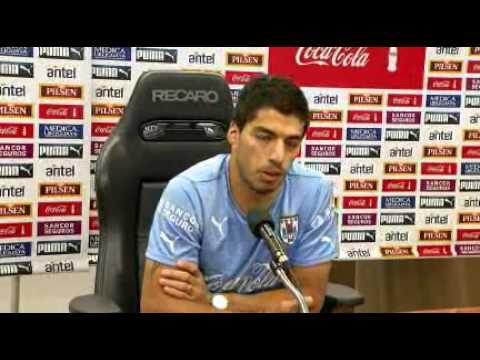 Suárez Elogió A Jonathan Rodríguez