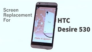 hTC Desire 650 LCD replacement -P2