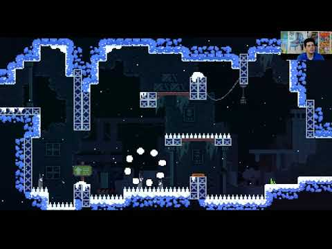 Celeste beginning of game (Part 1) live stream